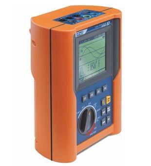 GSC57 Strumento multifunzione per complete verifiche su impianti elettrici e analisi qualità di rete